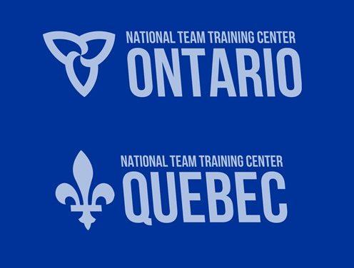 National Team Training Centres