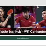 Suivez nos athlètes à Doha