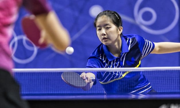 Get to know National Team Athlete Ivy Liao