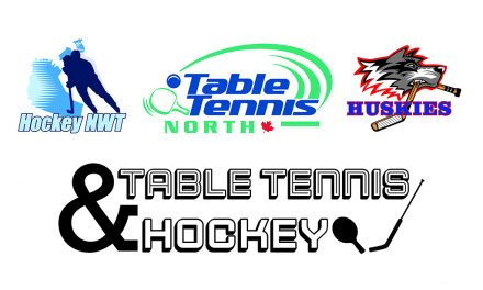 Coming Together – Hockey & Table Tennis in the Northwest Territories
