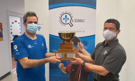 Jacques Bobet Cup in Quebec