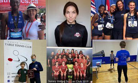 viaSport Community Coach of the Year – Luba Sadovski