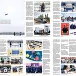 On parle de Table Tennis North dans le magazine Swaythling Club International
