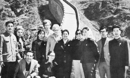 PING PONG DIPLOMACY – 50 YEARS
