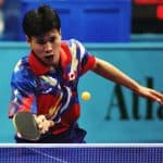 Jeudi nostalgie: l'olympien Johnny Huang