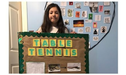 Emora's Table Tennis project