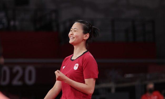 MO ZHANG WINS BIG AT TOKYO OLYMPICS