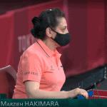 L'expérience d'une officielle aux Olympiques – Marzieh Hakimara aux Jeux olympiques de Tokyo