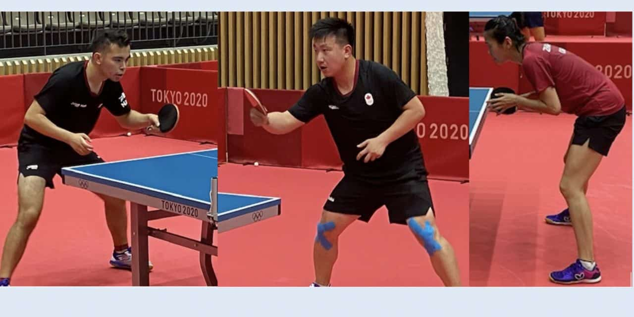 FIRST MATCHES FOR CANADA AT OLYMPICS