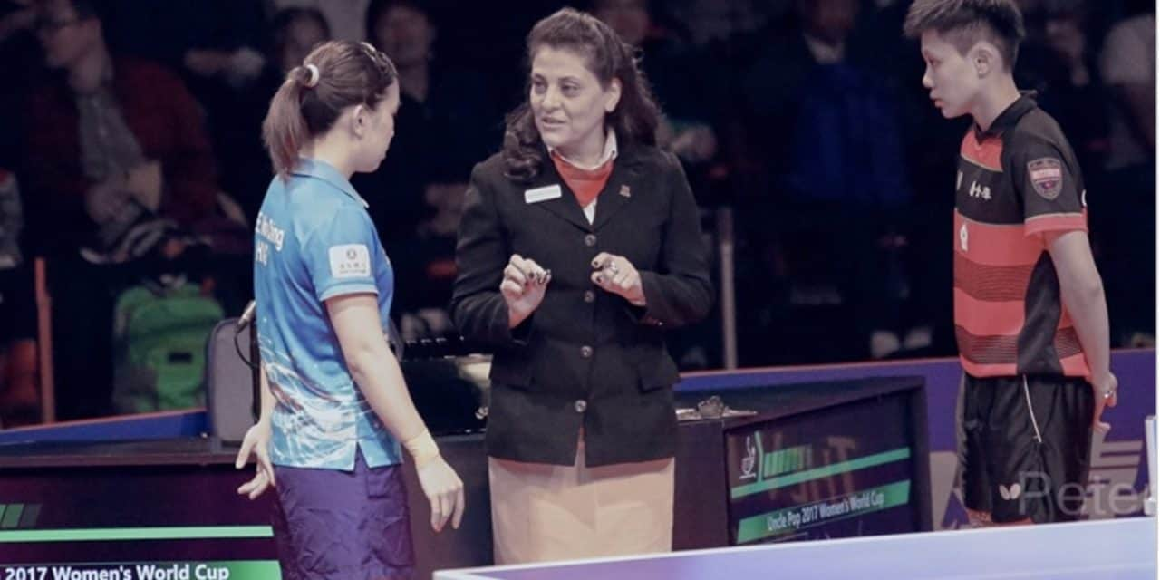 Marzieh Hakimara – Olympic Umpire