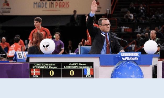 Greg Dzioba to Paralympic Games (Olympics)