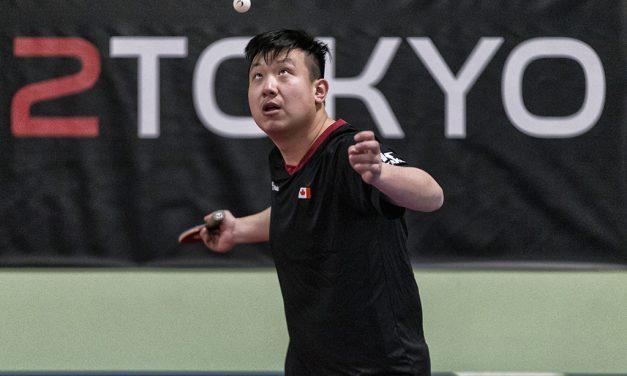 Eugene Wang – AT TOKYO OLYMPIC GAMES