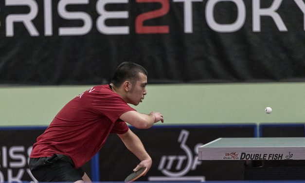 A great experience for Jeremy Hazin at the Tokyo Olympic Games