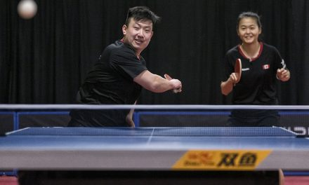 Mixed Doubles at the Olympics