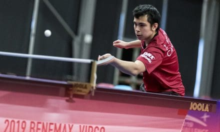 At Tokyo 2020, paddle will be passed to next generation of Canadian table tennis athletes