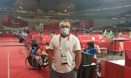 Manitoba's Greg Dzioba will shine at the Tokyo Paralympic Games