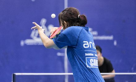 Images from the Pan Am Junior Championships trials