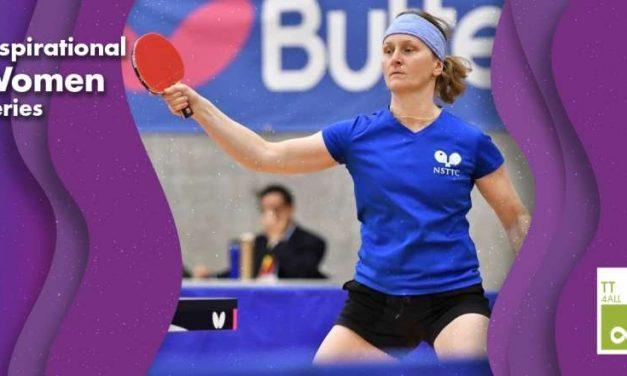 Luba Sadovska's approach of gender equity in sport