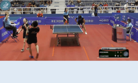 PAN AM FINALs FOR CANADA U19 XD