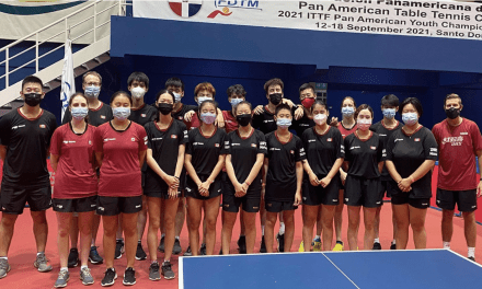 CANADIANS AT THE PAN AM YOUTH CHAMPIONSHIPS 2021