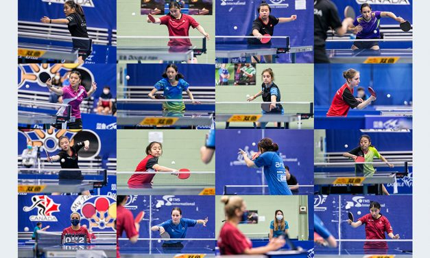 Table Tennis Canada announce the list of funded Gender Equity Projects