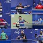 Horaire des épreuves par équipes aux Championnats canadiens de para tennis de table
