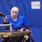 Images des Championnats de para tennis de table canadiens 2021